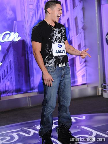 Stefano Langone, American Idol 10 contestant (49177)