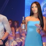 San Mig Light with Chris Banchero and Sam Pinto