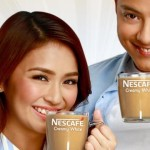 Kathryn Bernardo and Daniel Padilla for Nescafe Creamy White