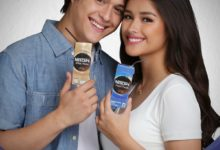 Enrique Gil and Liza Soberano for Nescafe Au Lait