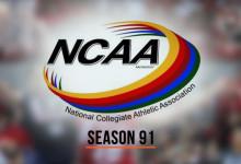 NCAA Season 91 (2015)
